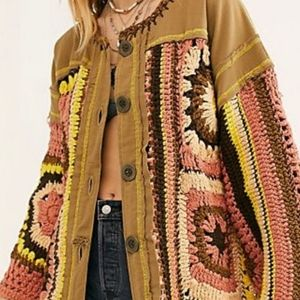 FREE PEOPLE Bohemian Sweater